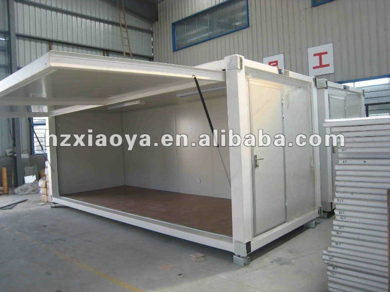 Expanbale container shop movable house mobile house buy container coffee shop container shop - Buy container home ...