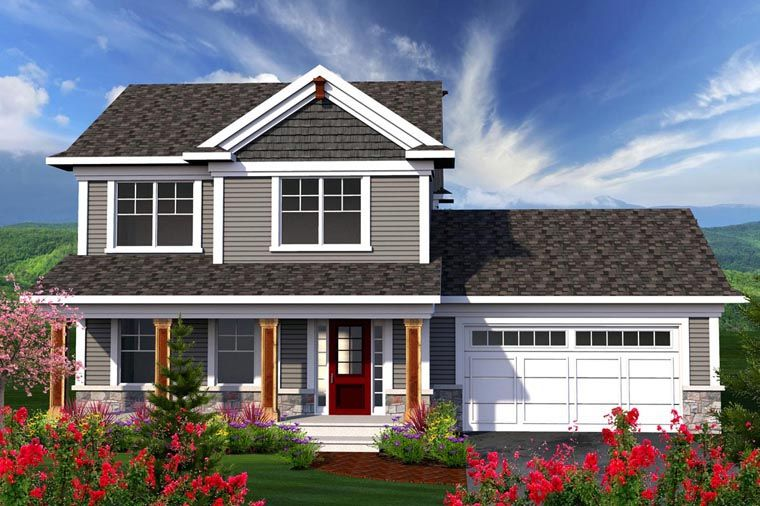 Cool House Plans Offers A Unique Variety Of Professionally Designed Home Plans With Floor Plans B Ranch Style House Plans Craftsman House Two Story House Plans