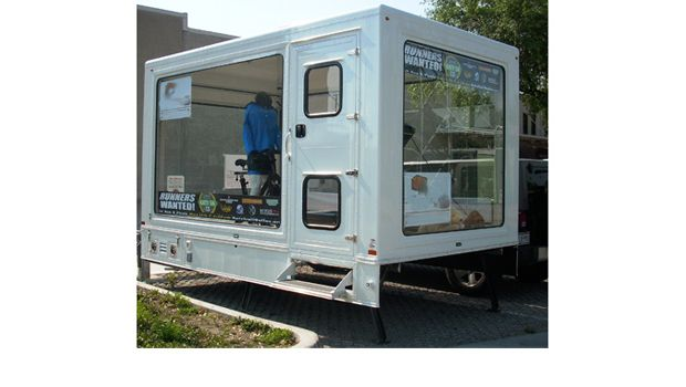 Glass Display Trailer Is Turnkey Buy Or Lease Trailer Is Purpose