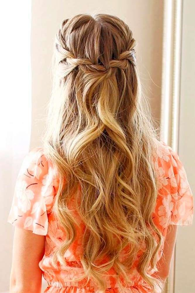 Beach Hairstyles Inspiration 30 Easy Summer Hairstyles To Do Yourself  Easy Summer Hairstyles