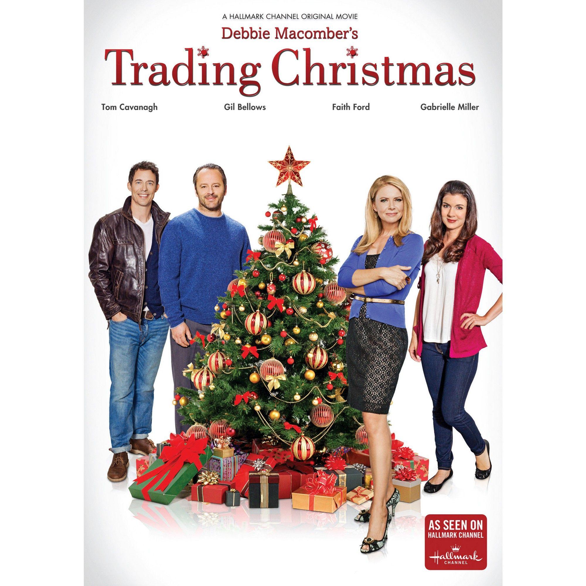 Trading Christmas (Dvd), Movies Hallmark christmas
