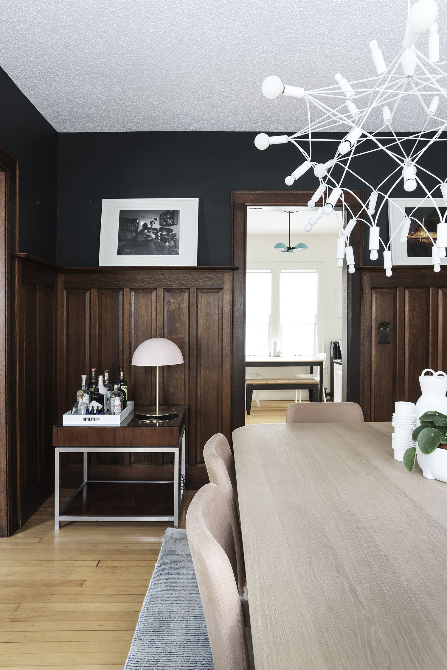 A Dining Room Refresh With Article 1920s Home Decor Interior