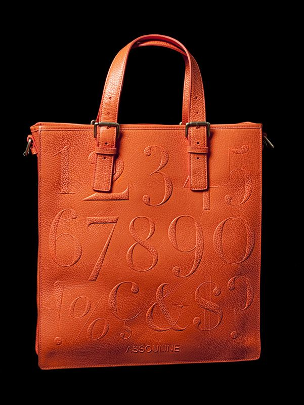 97ed8adda7 Fine quality leather embossed with Assouline s signature Didot lettering