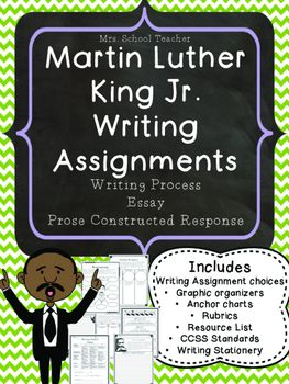 martin luther king writings pdf