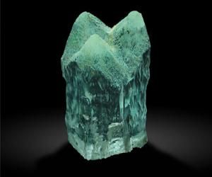 Beryl var.Aquamarine - Shigar Valley, Skardu, Pakistan Size: 5.0 cm