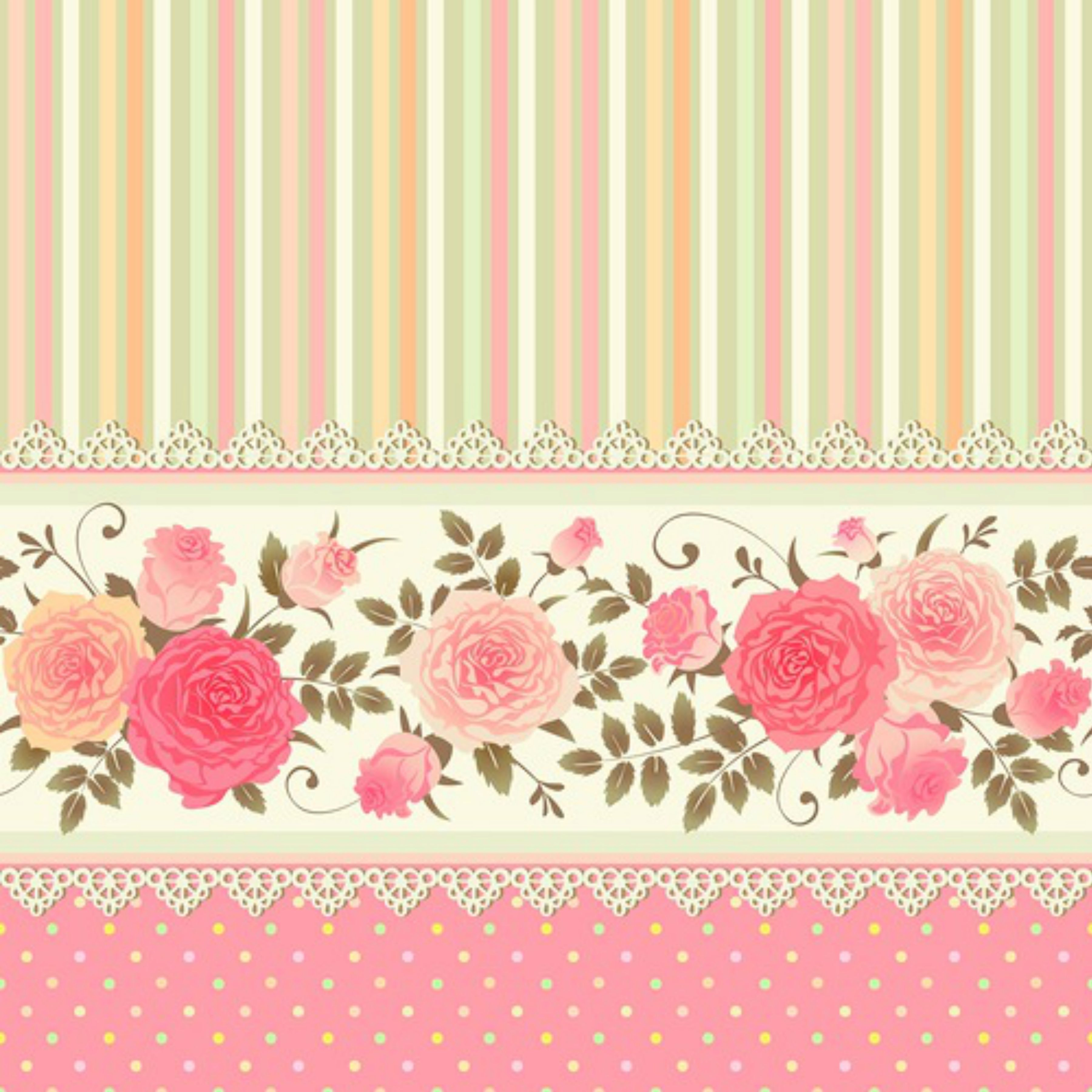 Pin by 🌈Vonnie🦄 Davis🌈 on Scrapbook Floral Borders♡Corners