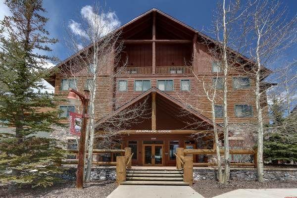 Arapahoe Lodge 1 Bed 2 Bath 193 Avg Night Keystone