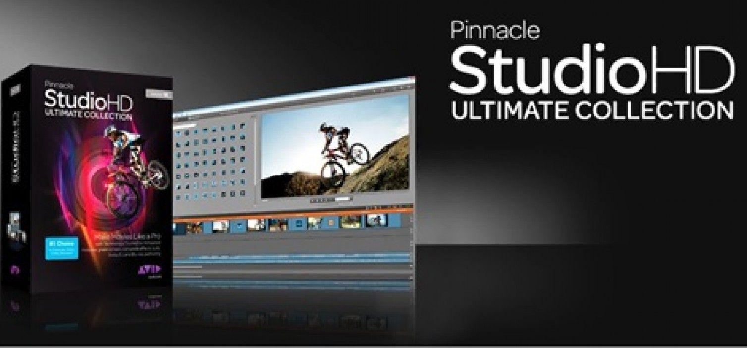 pinnacle studio 16 ultimate free download full version with crack