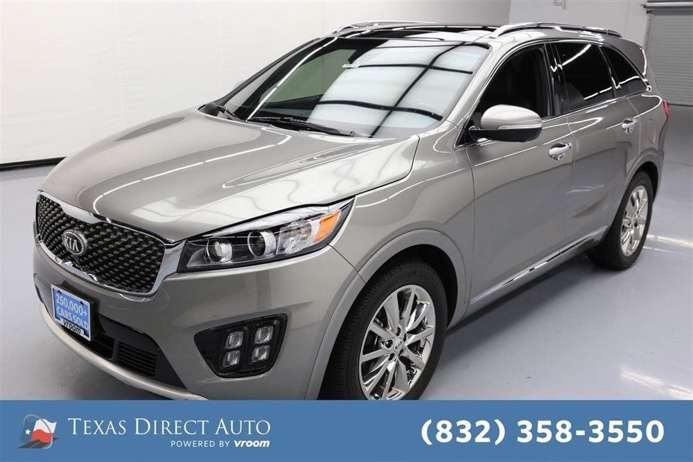 For Sale 2018 KIA Sorento SX Limited V6 Texas Direct Auto