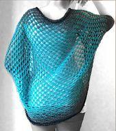 Granny Shrug Seelenwärmer Pattern By Katja Löffler Knitting My