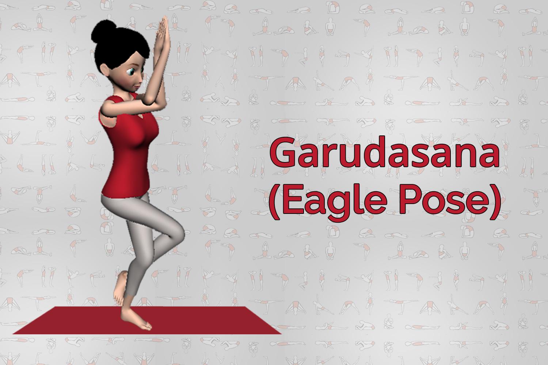 Eagle Pose Myth