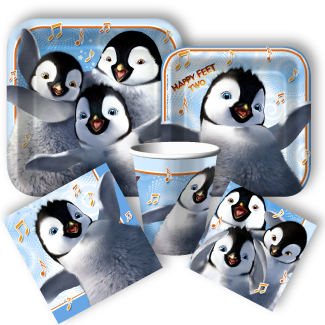 Happy Feet 2 Party Supplies From Discountpartysupplies