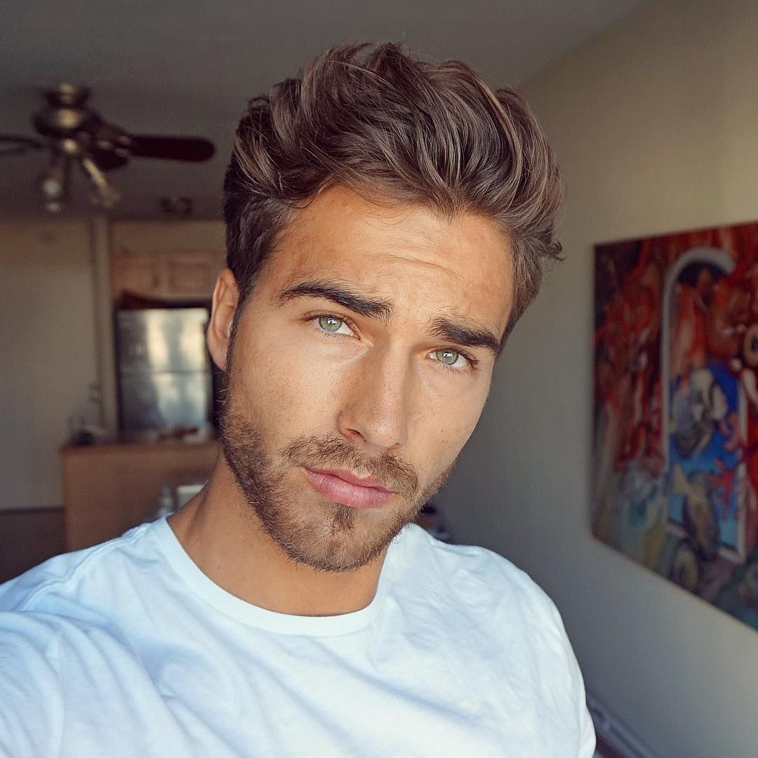 Good mens haircuts for thick hair