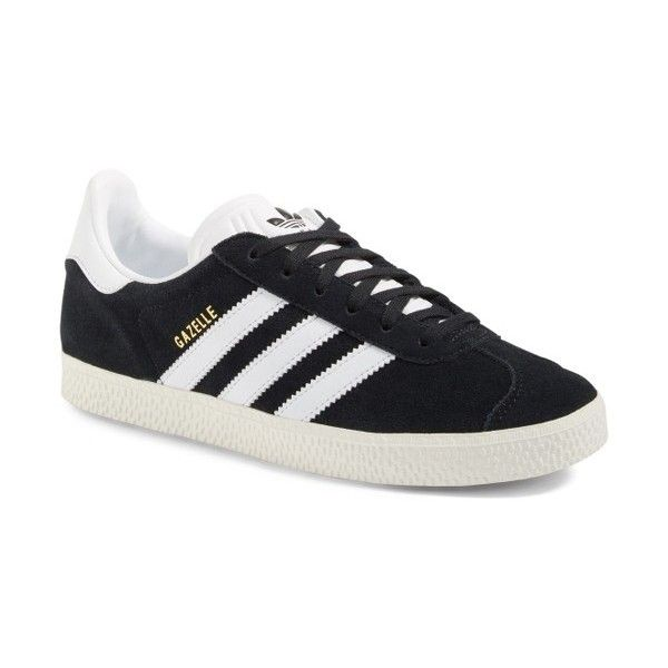 14f907a7abc Women s Adidas Gazelle Sneaker ( 80) ❤ liked on Polyvore featuring shoes