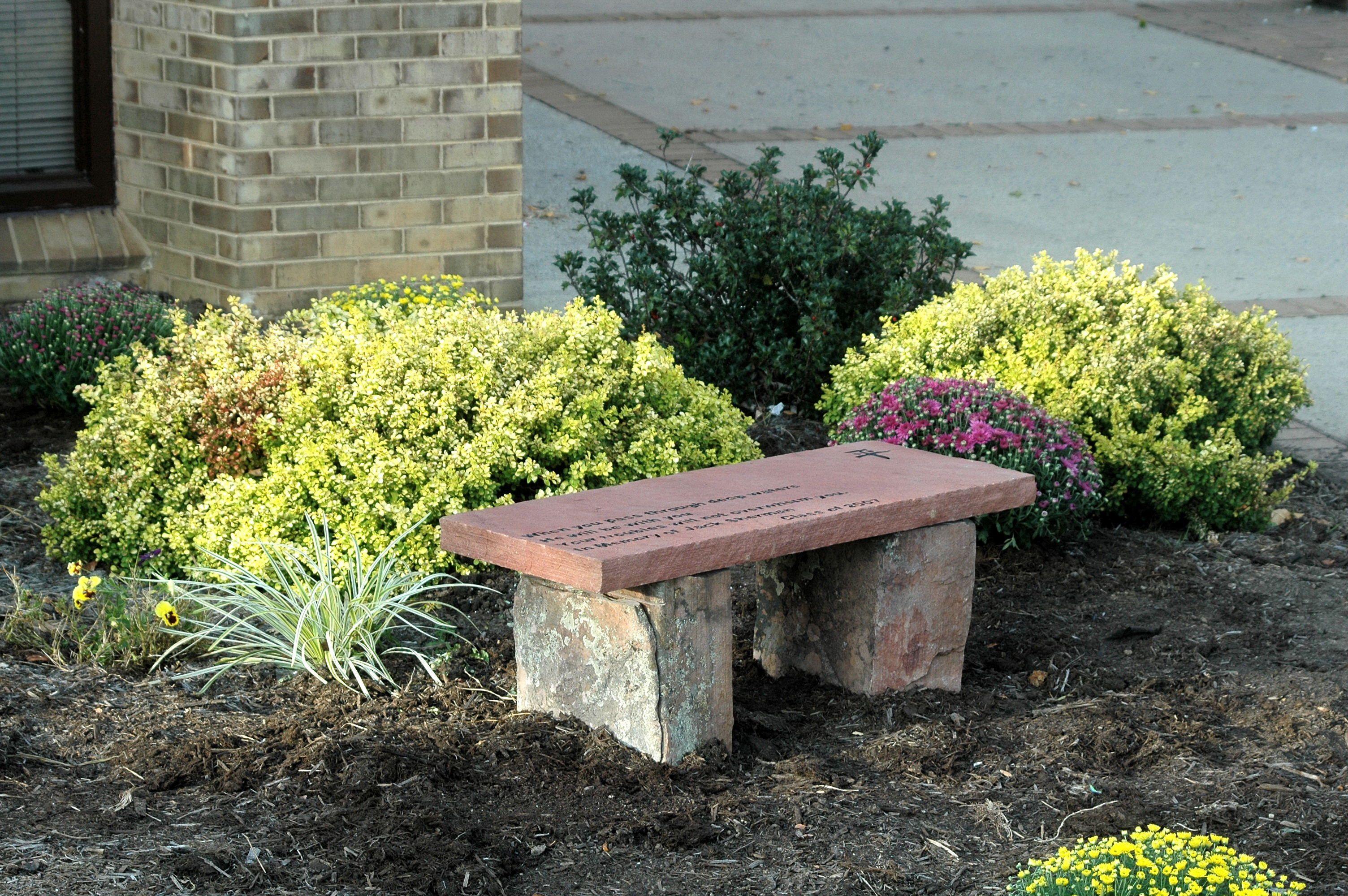 Memorial Benches | Bergen Designs