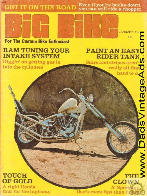 Pin On Vintage Motorcycle Magazines