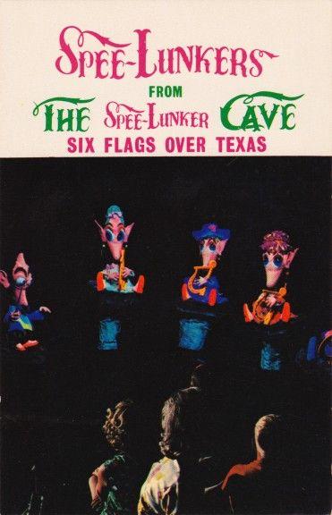 Six Flags Postcard Roundup Six Flags Over Texas Six Flags Flag