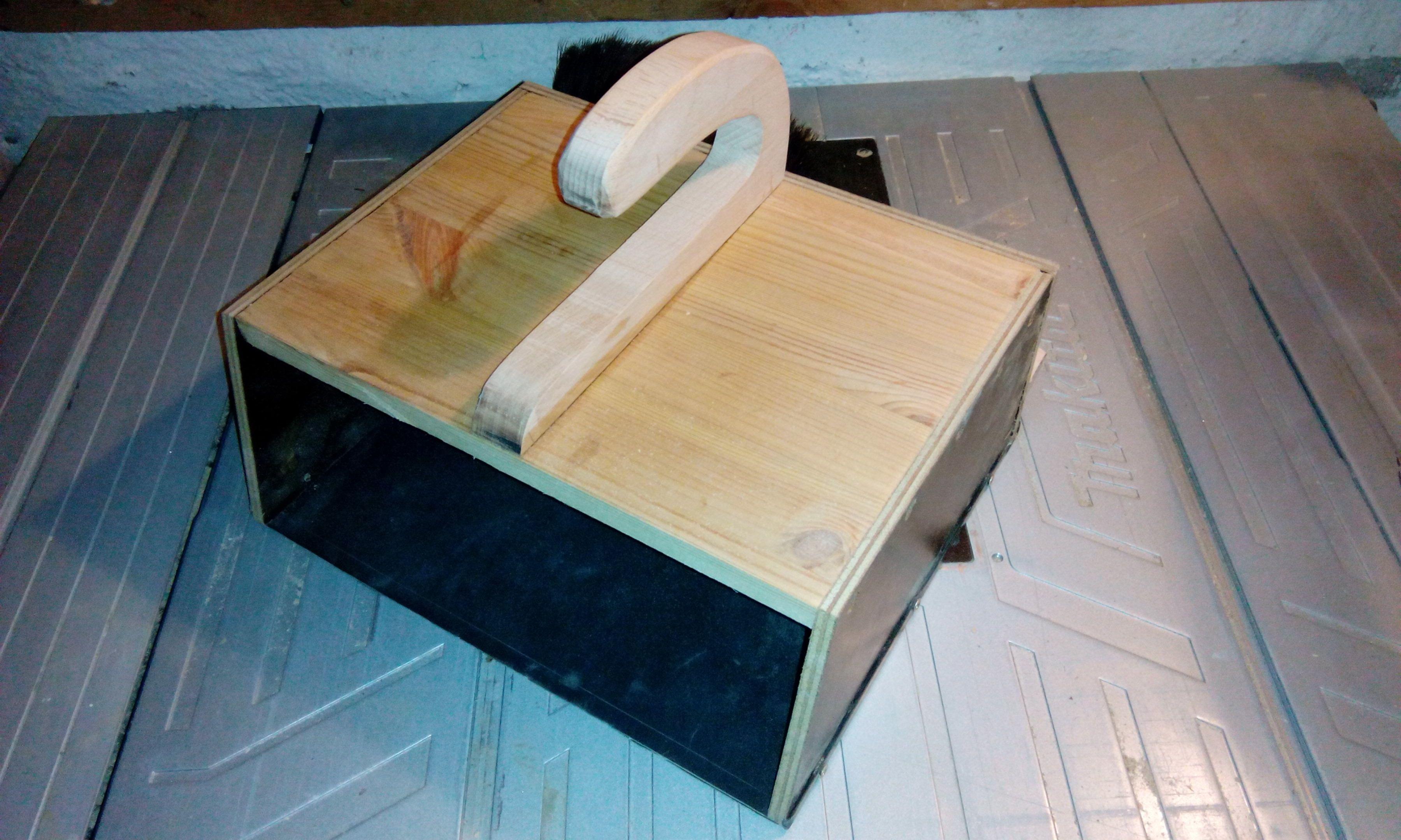 werkstattschaufel bauanleitung zum selber bauen. Black Bedroom Furniture Sets. Home Design Ideas