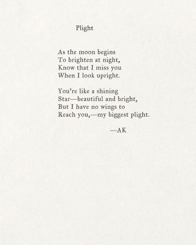 Plight by Poetry byak - Plight Poem