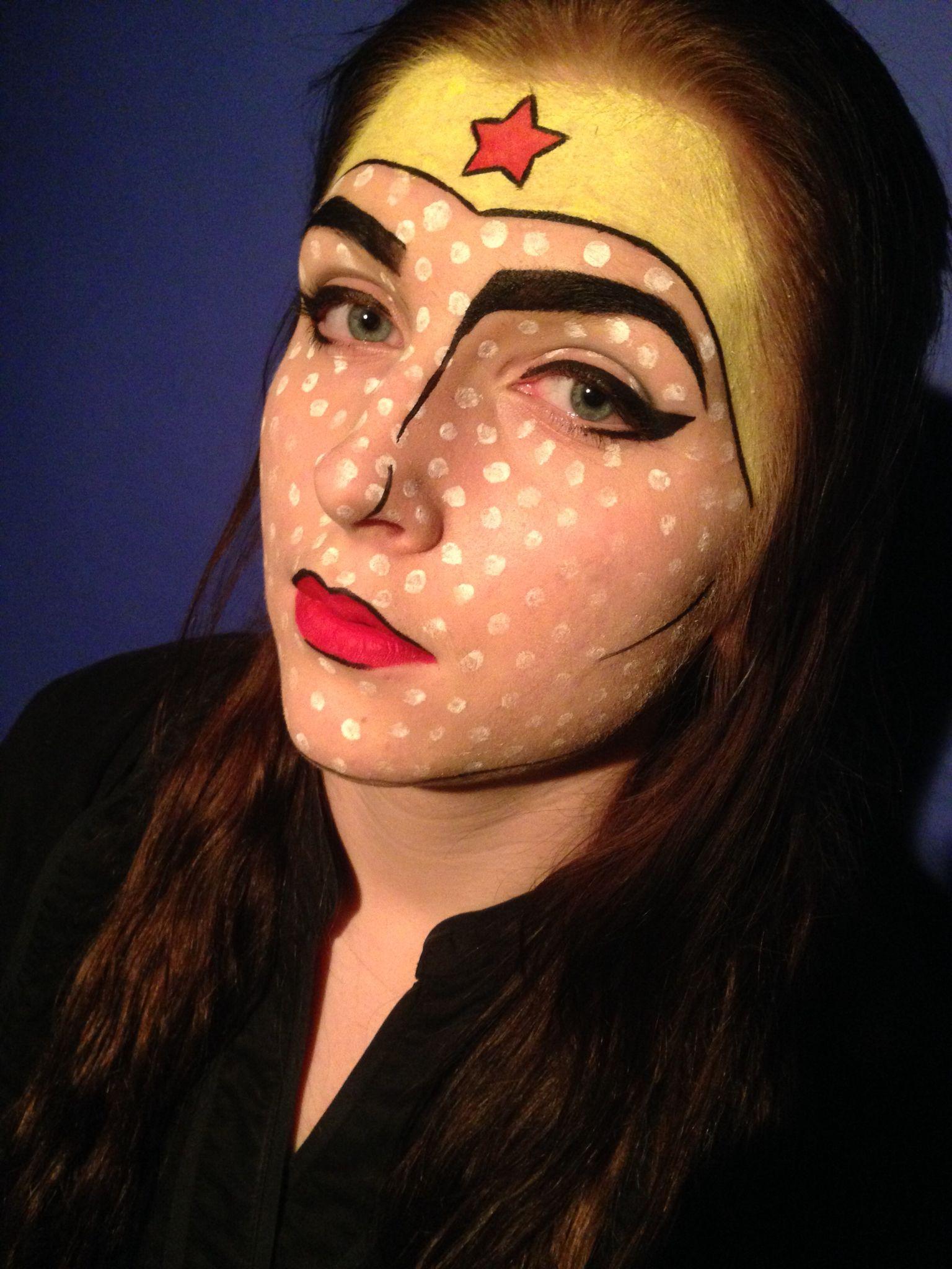 Made Lucy in to Wonder Woman! #wonderwoman #super #hero @charlottegoodayle