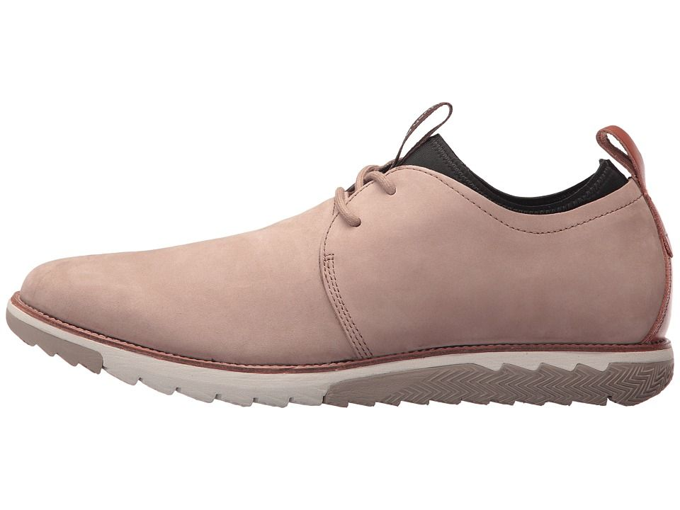 Hush Puppies Performance Expert Men S Lace Up Casual Shoes Taupe