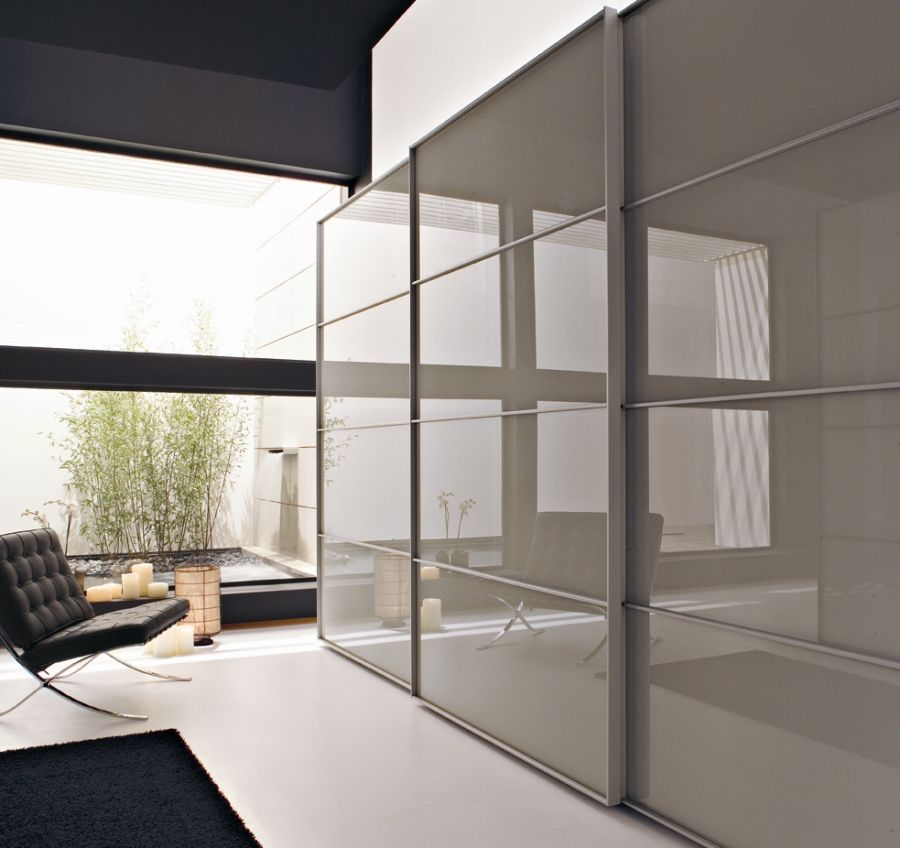 Modern bedroom wardrobes closets pinterest wardrobes Bedroom wardrobe interior designs