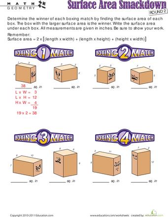 slideshow 15 worksheets to boost fifth grade math skills bright