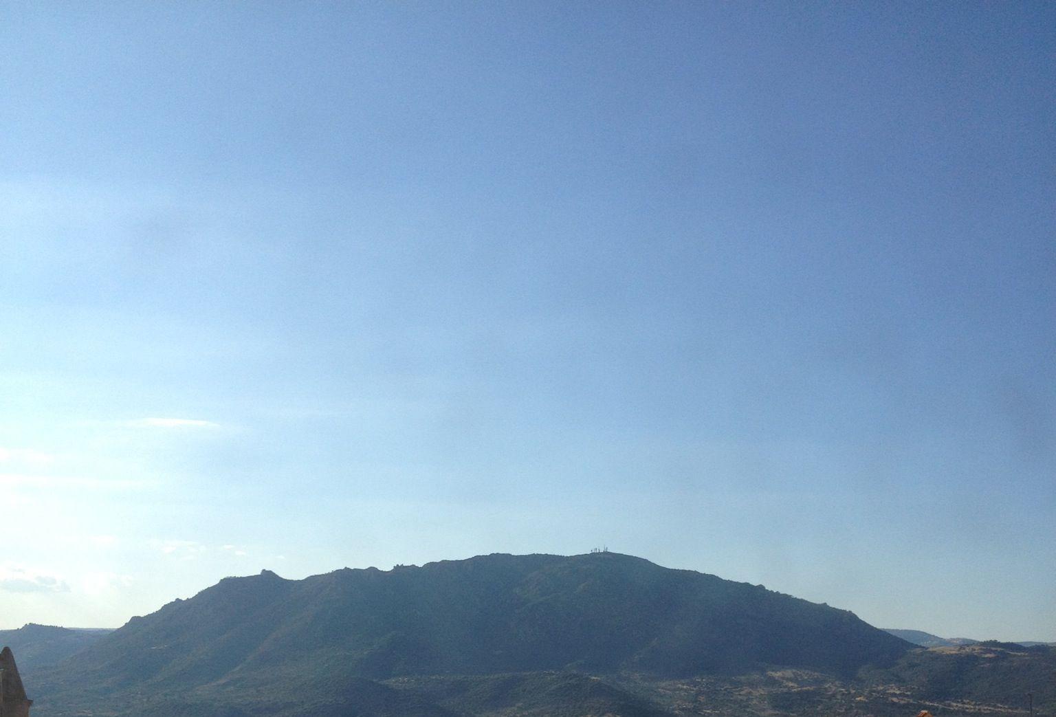 Nuoro, Monte Ortobene