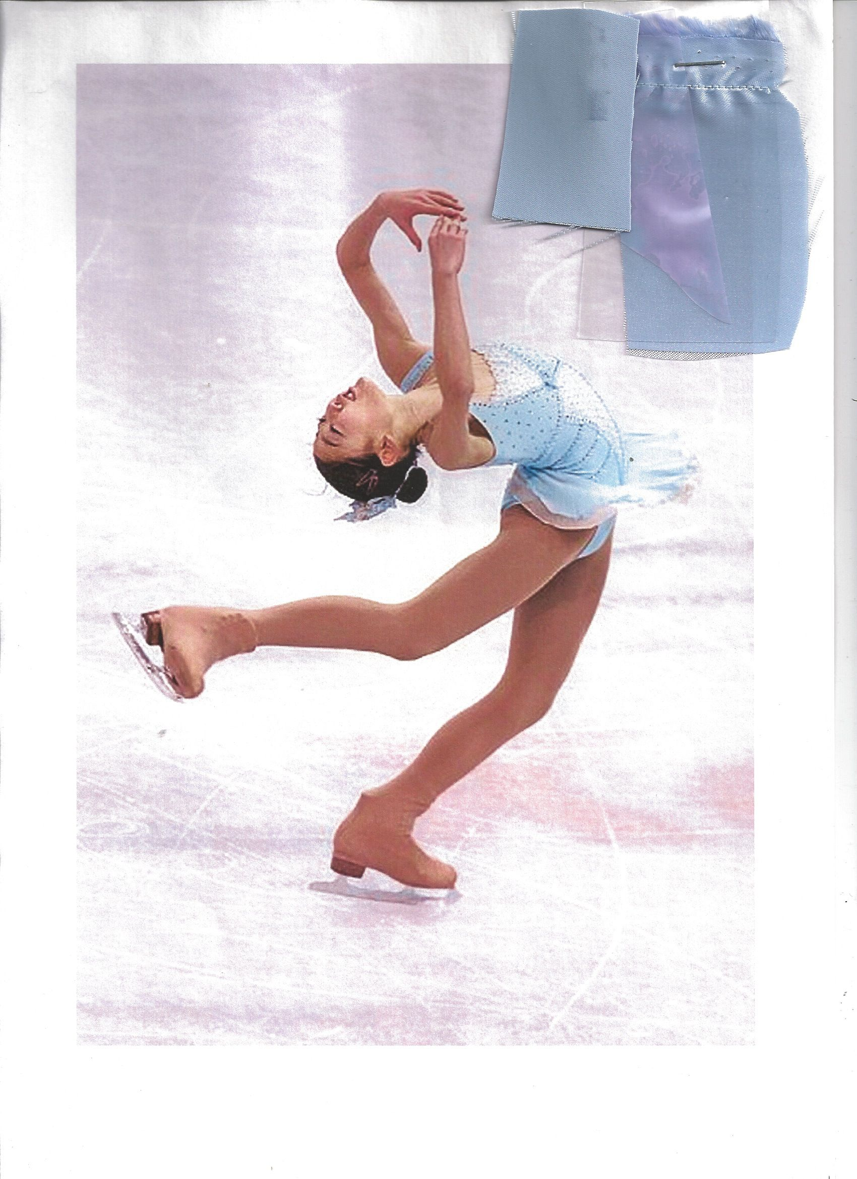 So Wish I Knew How To Ice Skate I Just Love To See Skaters Especially