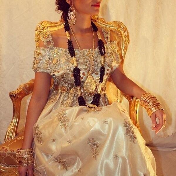 Blouza oranaise | Blouza oranaise | Arabic dress ...