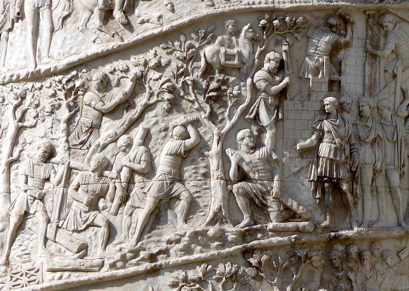 Best Essays In English Column Of Trajan  Early Empire  Roman  Art Of The Ancient Mediterranean   Khan Academy The Newspaper Essay also Examples Of A Proposal Essay Column Of Trajan  Early Empire  Roman  Art Of The Ancient  Essay On Paper