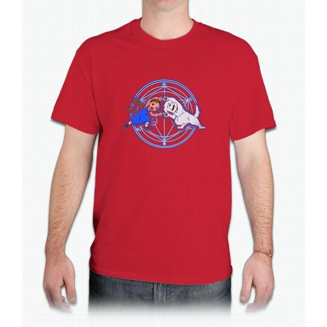 Fullmetal Fusion Ha - Mens T-Shirt