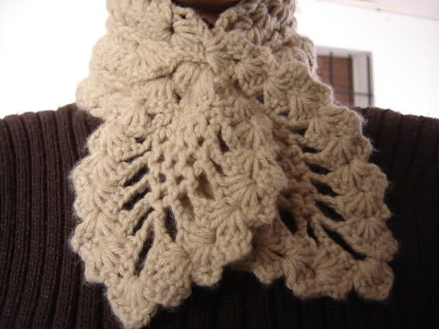 Patrones Bufanda Gatito A Crochet Graffiti Ajilbabcom | crochet ...