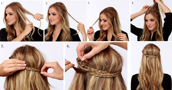 I Want To Do Easy Party Hairstyles For Long Hair Step By Step How Easy Hairstyles Easy Party Hairstyles Hair Styles