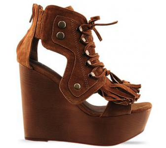 PAGE ONE SANDAL  BY JEFFREY CAMPBELL