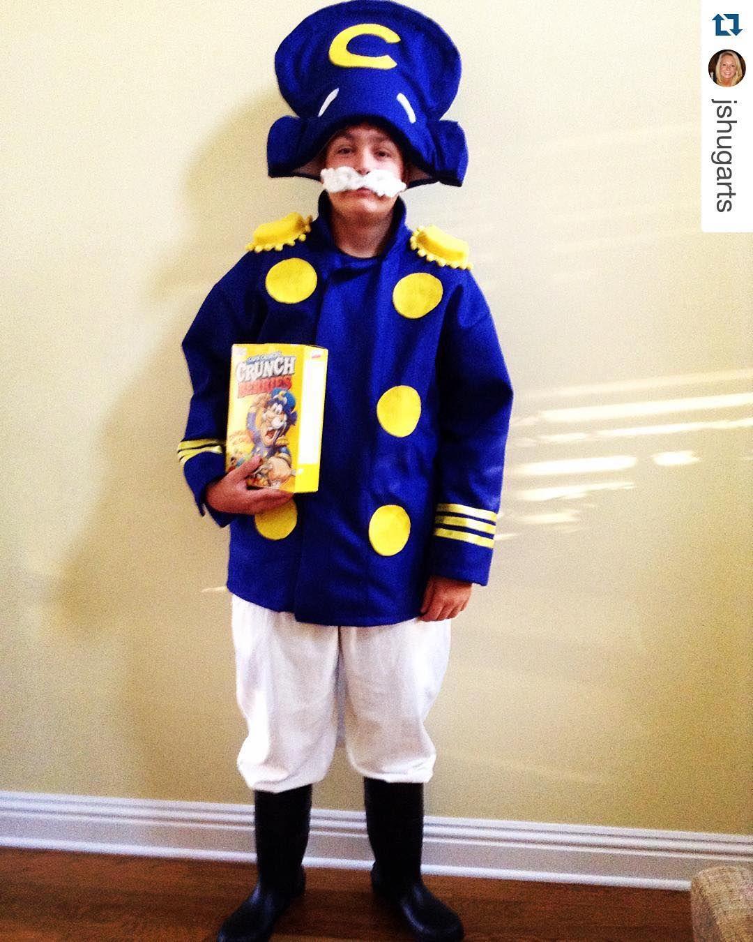 @jshugarts #Homecoming #CullmanHighSchool  Individual Costume Winner!! #capncrunch #homecoming2015