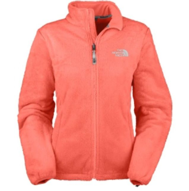 fbbb8b88f Coral North Face jacket | My dream closet will consist of this.. in ...