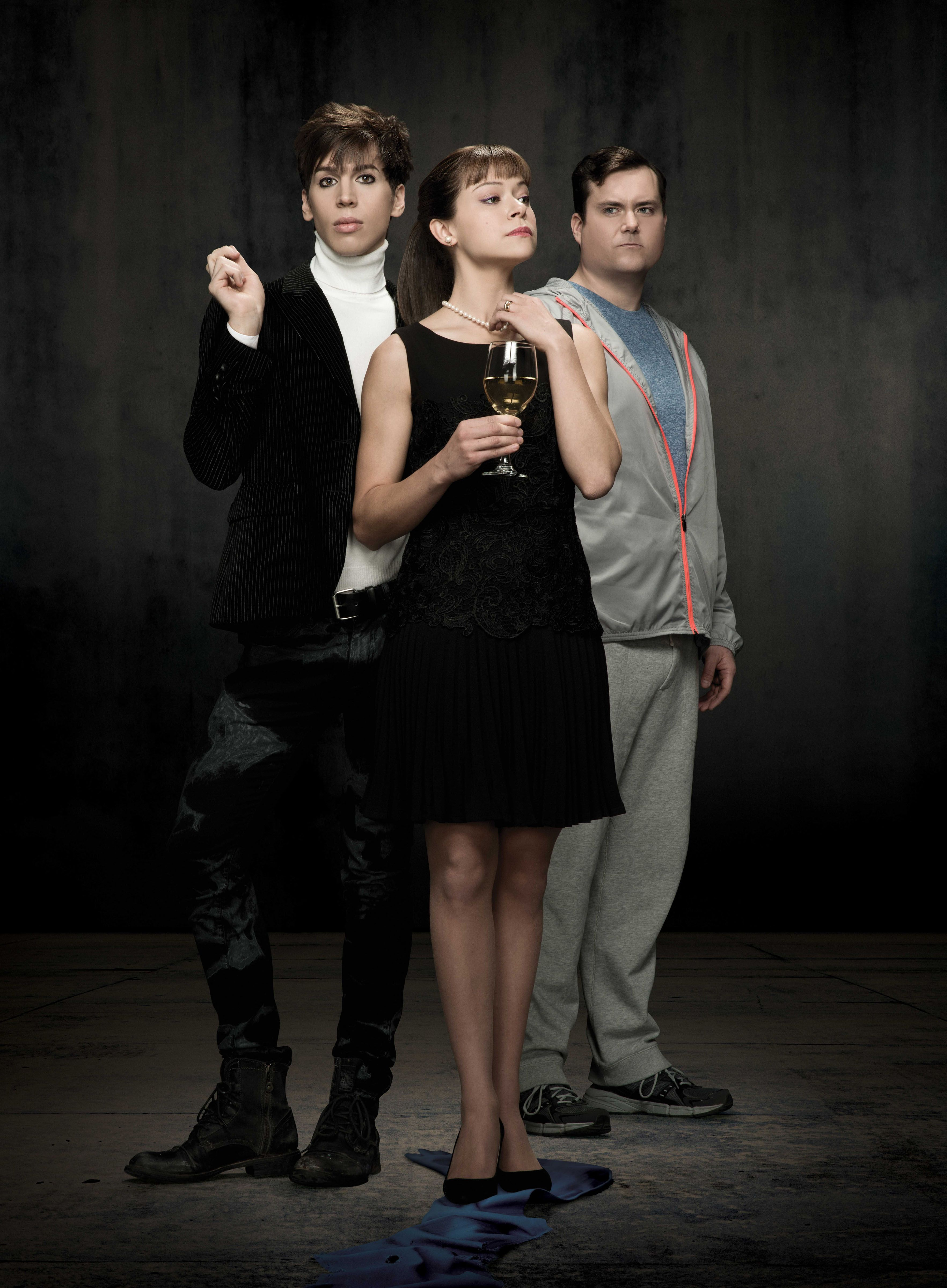 Orphan Black S2 Cast Promotional Photo Fantasy Tv Shows