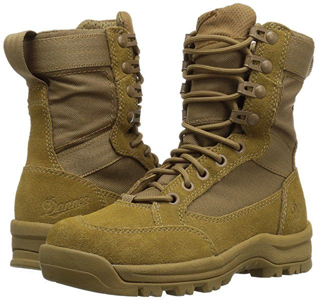 Danner Men S Tanicus 8 Military And Tactical Boot Coyote 3 D Us Boots Military Boots Army Boots