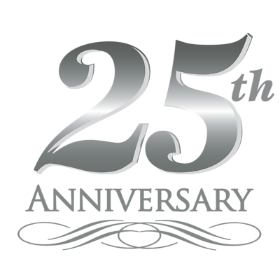 25th anniversary png free th anniversary clip art - google search | th