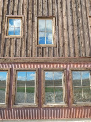 Bridger Steel Rustic Looks Idea Book Creative Home