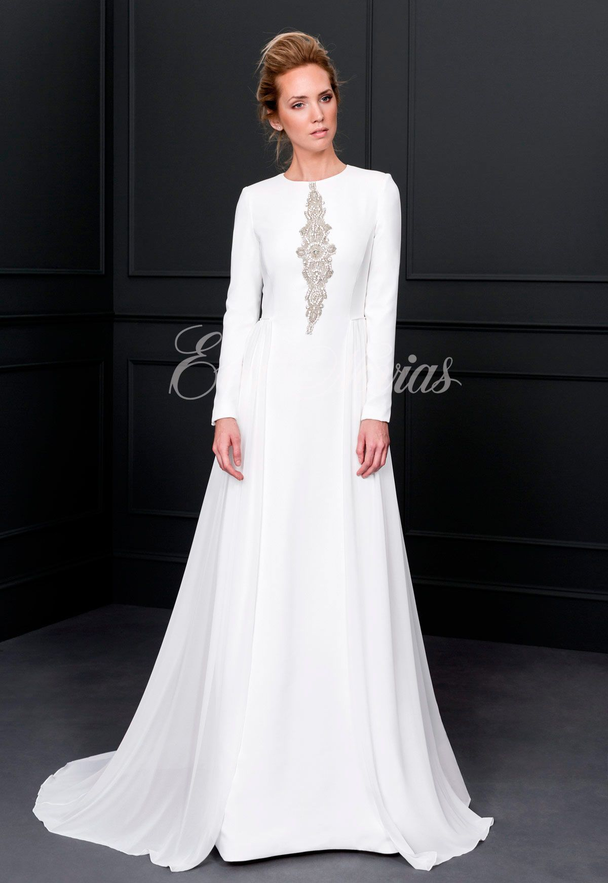 Vestido de novia Modelo Bateria | Victoria - Vestidos de novia ...