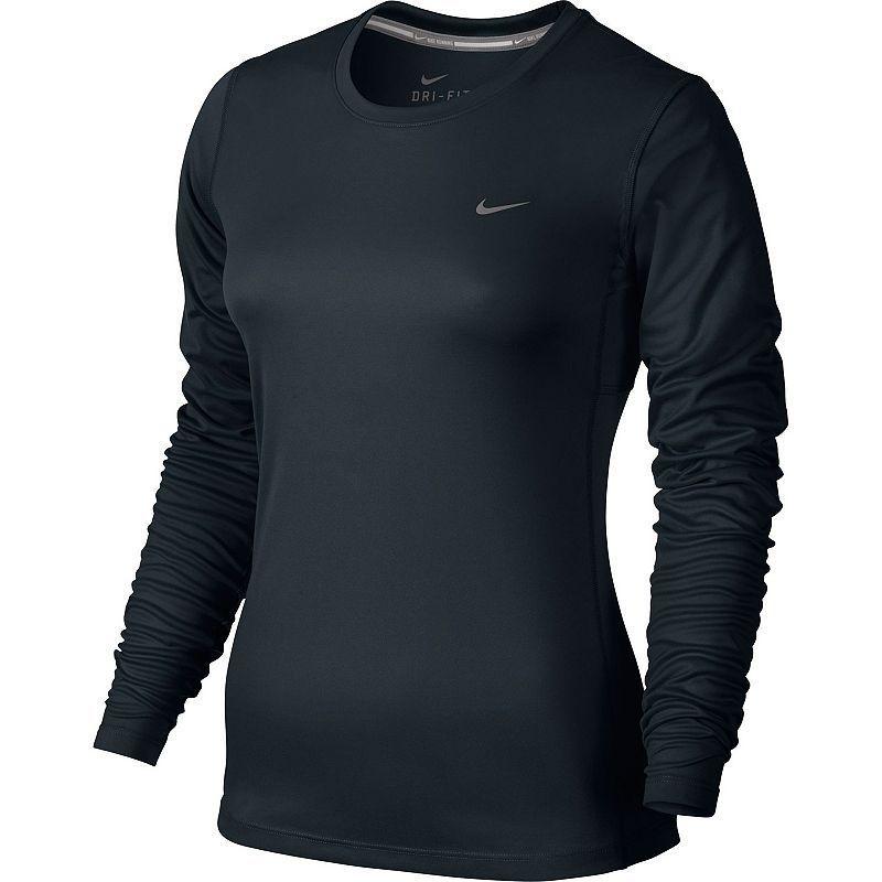 cd717c5d0 Women's Nike Miler Dri-FIT Crewneck Running Tee in 2019 | Products ...
