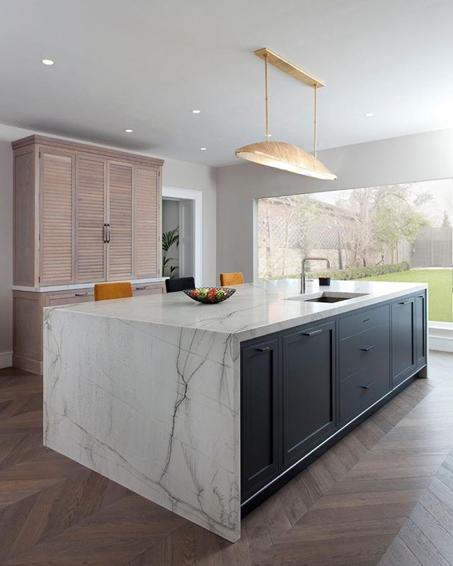 """armac martin on instagram """"this light and airy kitchen"""