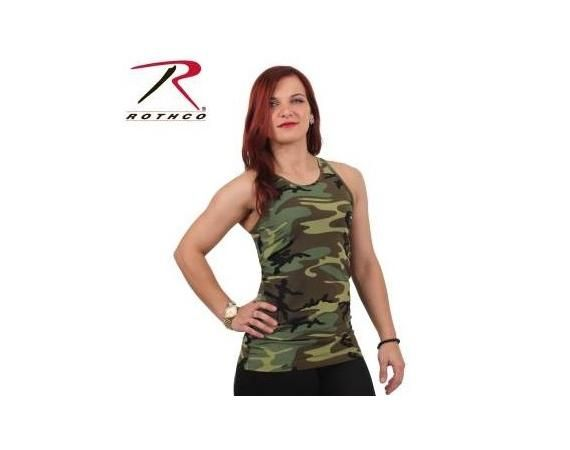 Russell Outdoor Realtree Camo Ladies  V-Neck T-Shirt Womens Tee XS-3XL LRO54V