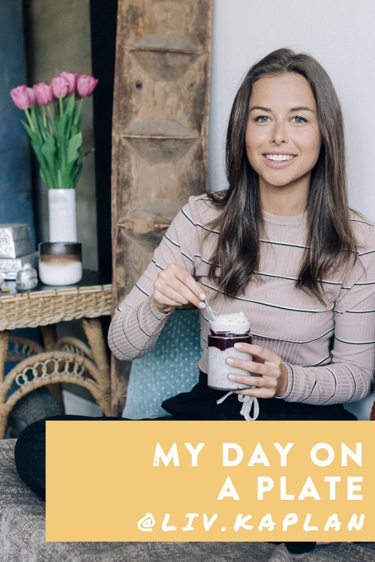 Sydneybased Nutritionist and Keto Dessert Queen, Liv