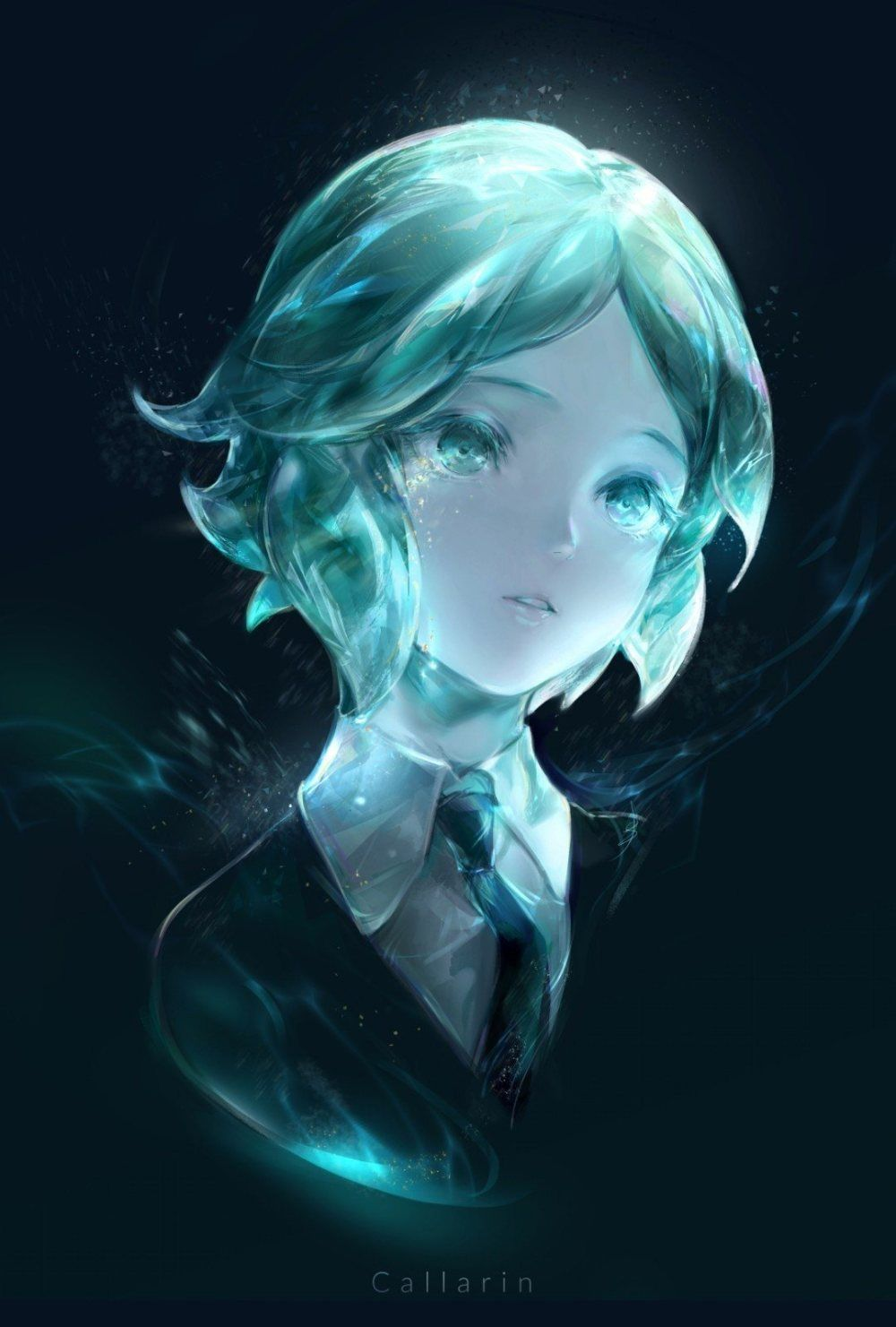 Phosphophyllite Land Of The Lustrous Houseki No Kuni Dark