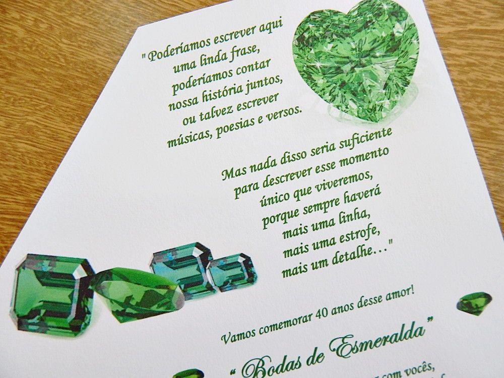 Convite Ibiza Bodas De Esmeraldas Com Imagens Bodas De