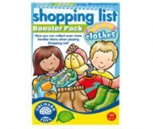 Shopping List Booster Pack - Clothes by Orchard Toys, http://www.amazon.co.uk/dp/B0013FYI68/ref=cm_sw_r_pi_dp_2JoIsb0NQ2WBB