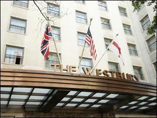 Westbury Mayfair Hotel London